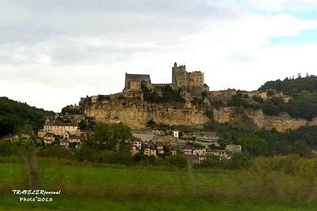 莎拉山中城堡