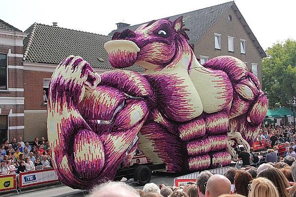 荷蘭2014花卉冠軍