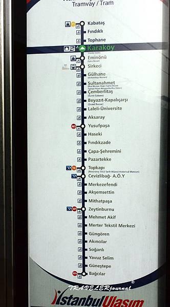 地鐵與捷運