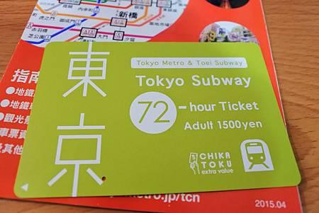 東京地鐵票.JPG
