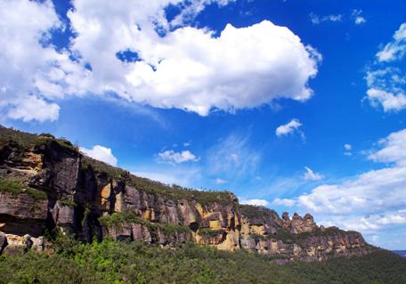 藍山國家公園