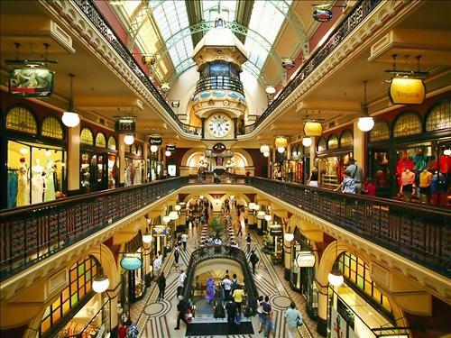 維多利亞女王購物中心