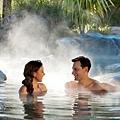 波里尼西亞溫泉浴