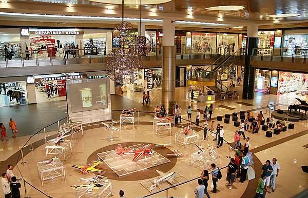 SM購物廣場