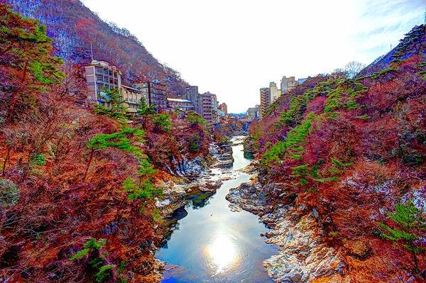 日本鬼怒川