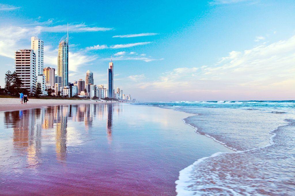 澳洲衝浪者天堂