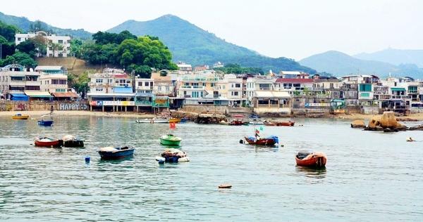 香港南ㄚ島