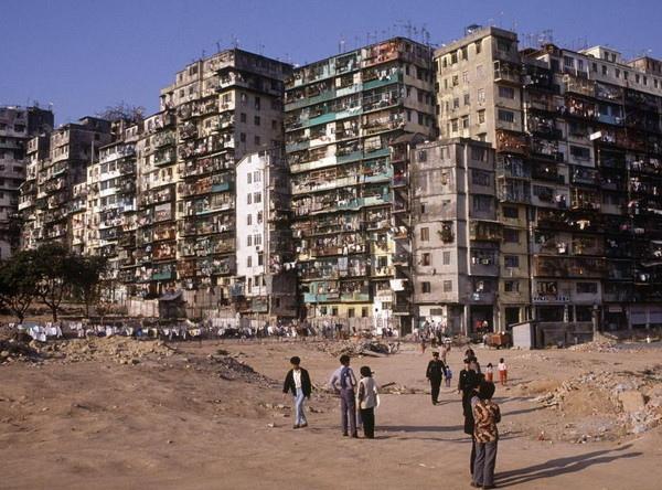 香港九龍寨城