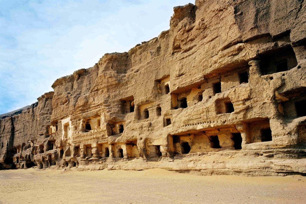 中國敦煌石窟