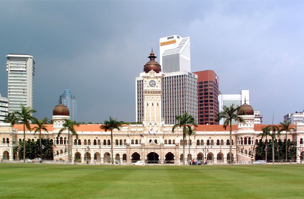 馬來西亞獨立廣場