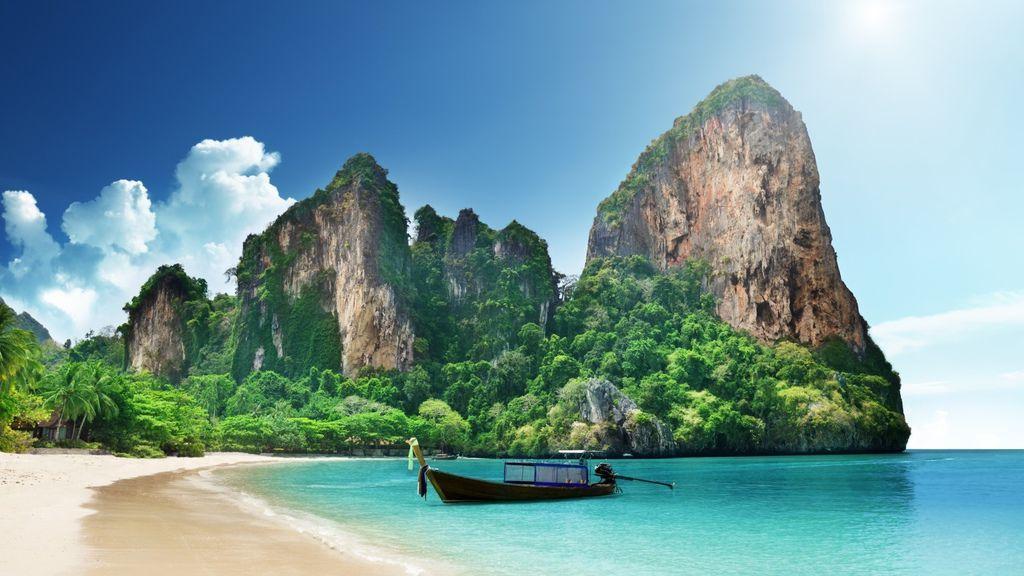 泰國萊莉沙灘3