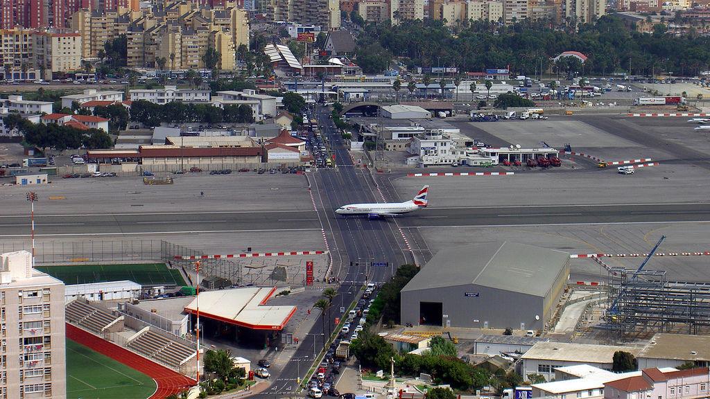 直布羅陀機場4