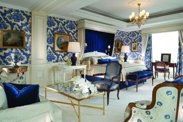 法國巴黎喬治五世四季酒店