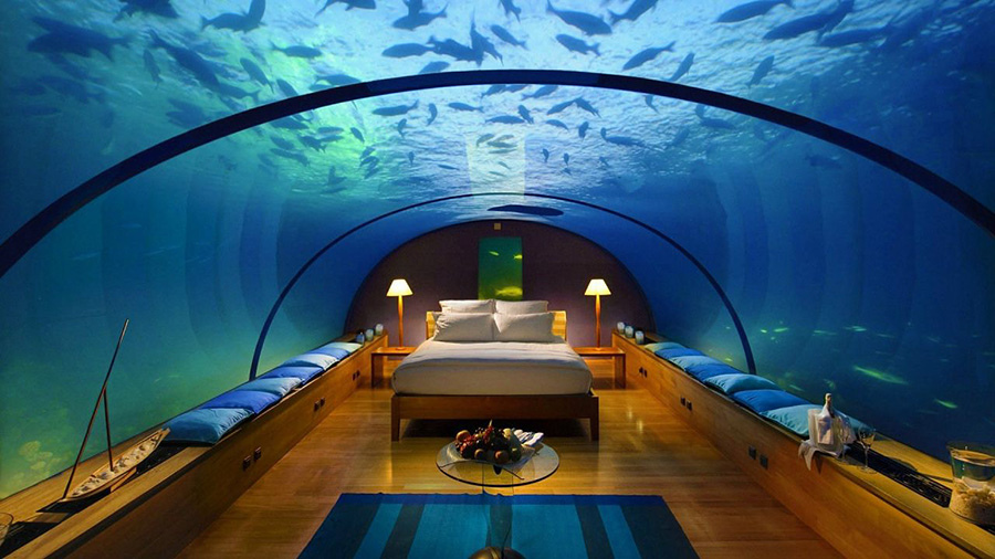 The Poseidon Undersea Resort 3