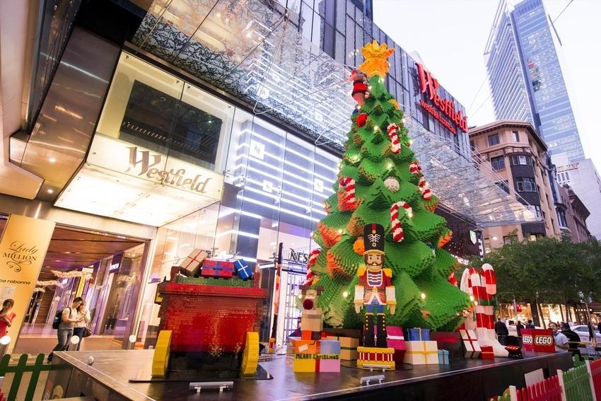 澳洲雪梨皮特街西田購物中心4