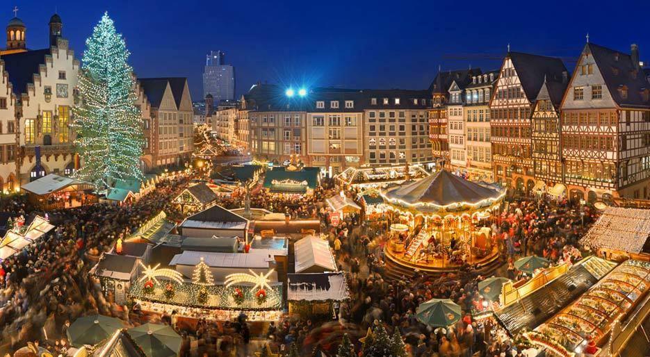 德國聖誕市集
