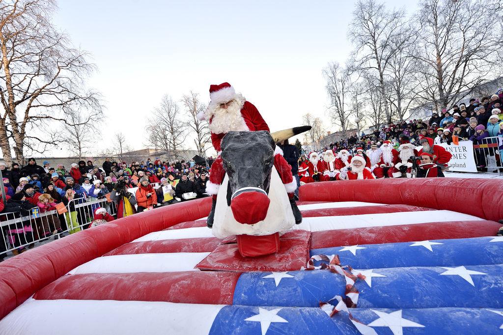Santa Winter Games 2