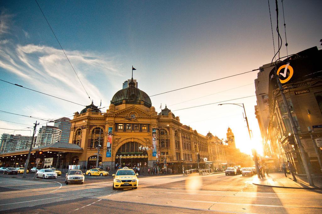Flinders Street Station 3