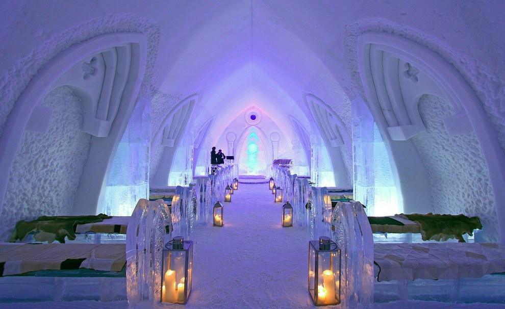 魁北克冰旅館3
