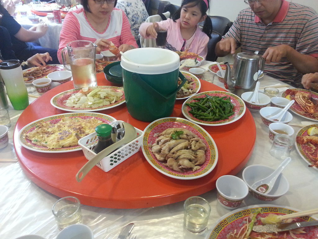 姵萱-墨爾本中式龍蝦餐03