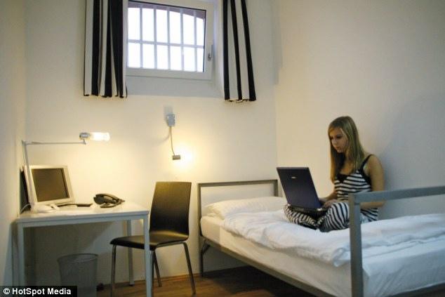 德國Alcatraz Hotel5