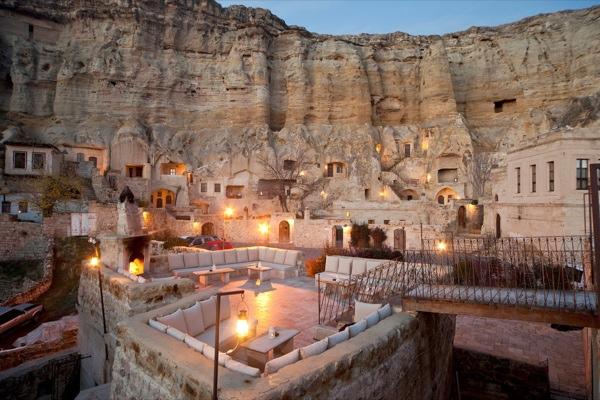 土耳其洞穴旅館3