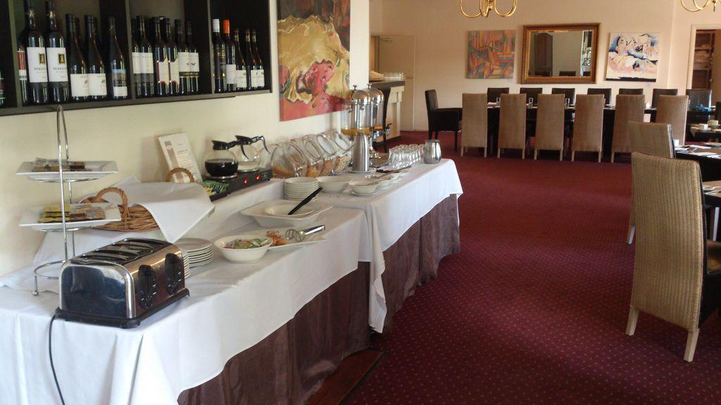 DSC_8476 Beau Monde International Hotel早餐廳