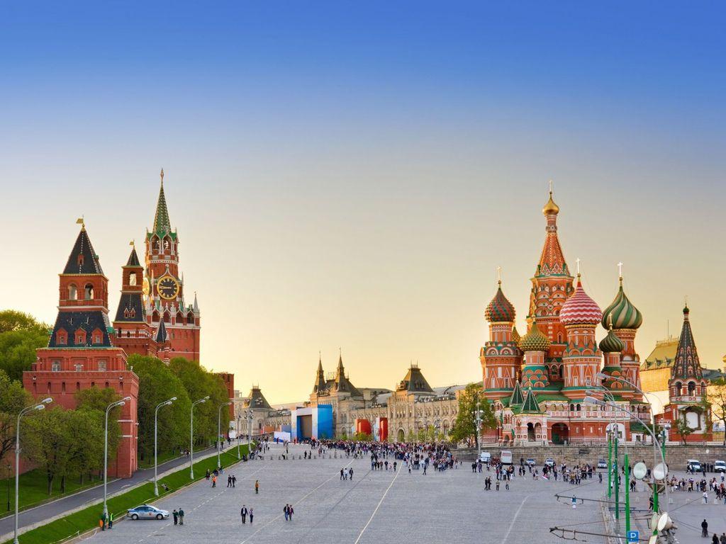 俄羅斯莫斯科紅場-1080x1440