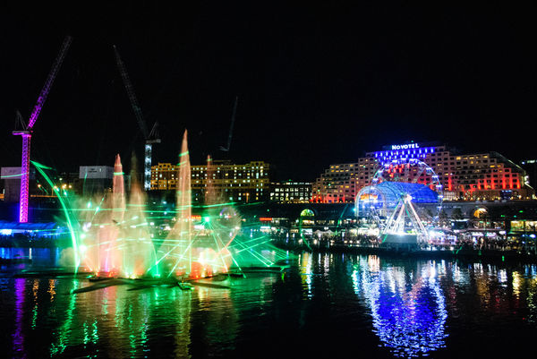 律律-Vivid Sydney01