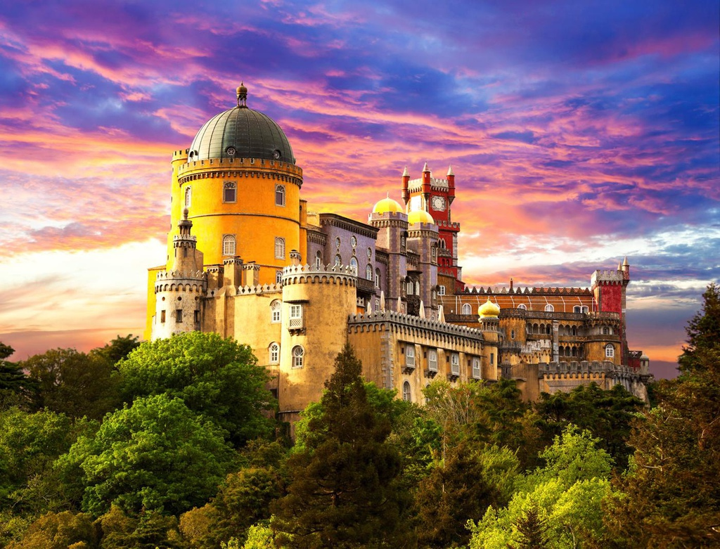 Pena National Palace05