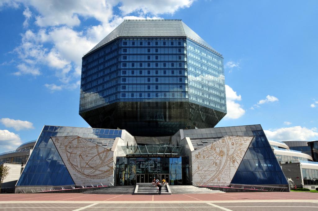 白俄羅斯國立圖書館02