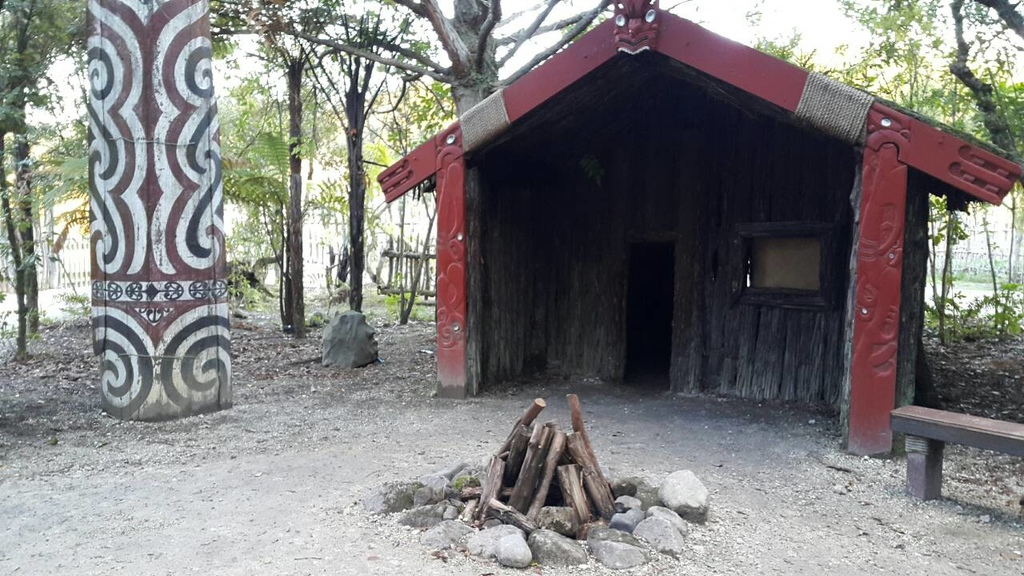華清仁-毛利文化村15