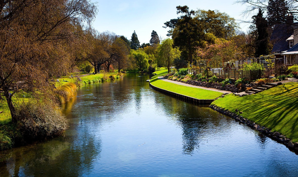 Christchurch Botanic Gardens01