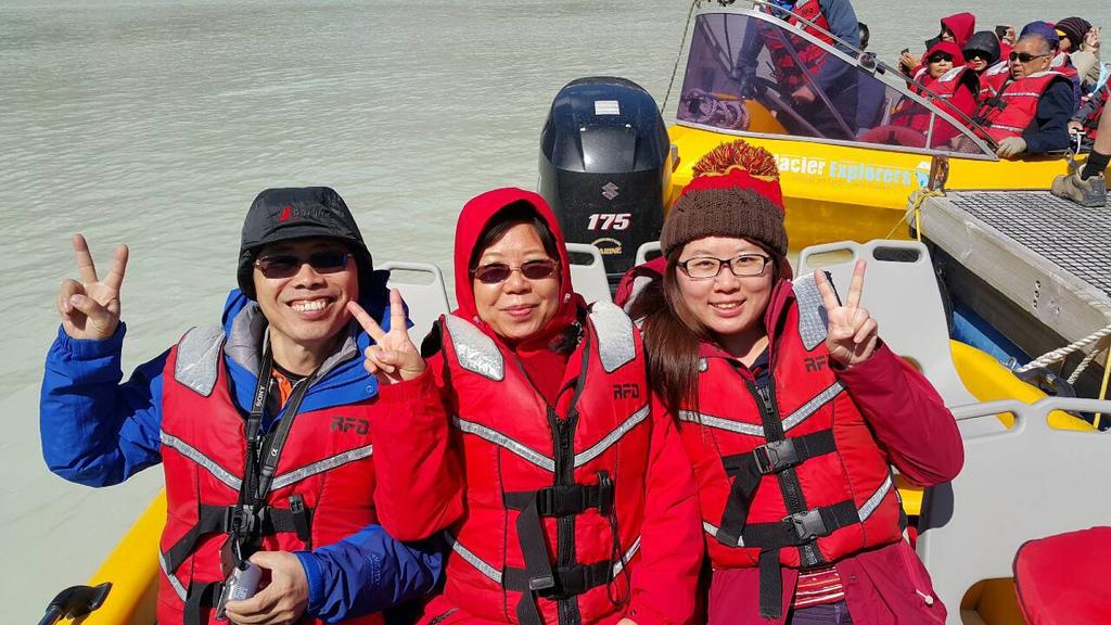 華清仁-塔斯曼冰河船25