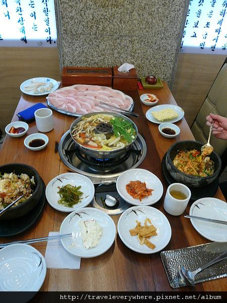 長榮機+酒送的餐點