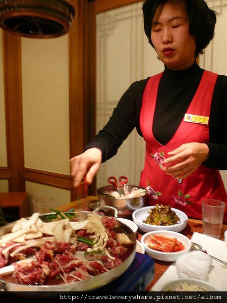 銅盤烤肉阿珠媽