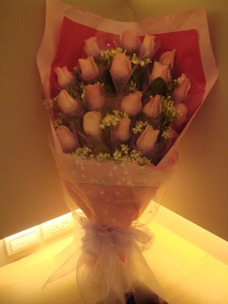 2008生日花束