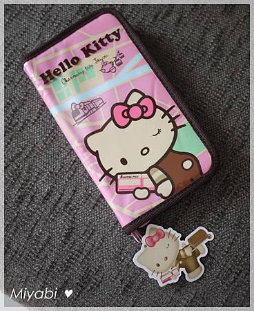 kitty護照包1