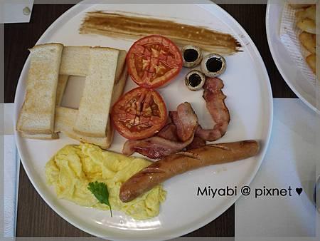 國王的早餐1