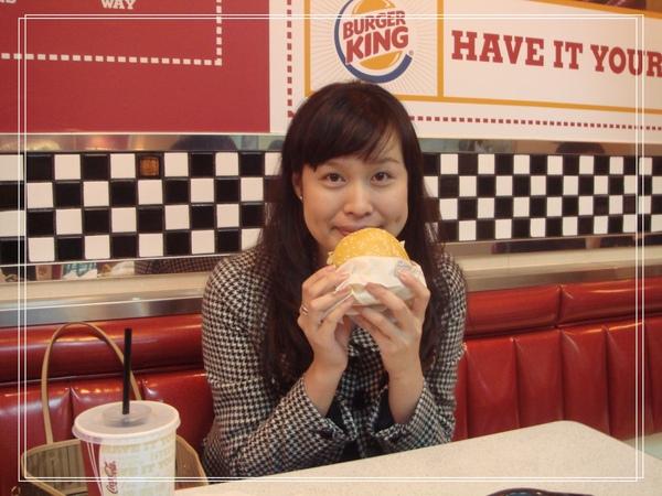 新竹的漢堡王~