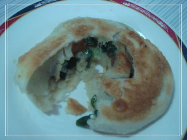 周家豆漿蔥油餅