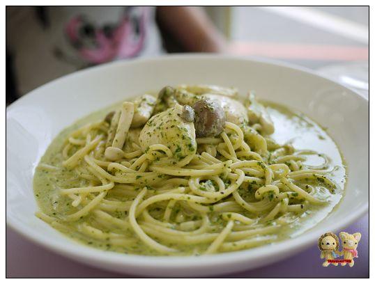 ciao 義式餐館-羅勒奶油雙菇雞肉麵.jpg