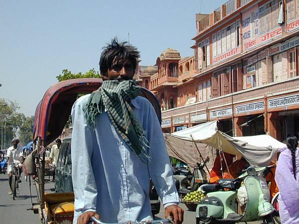 Windy Jaipur