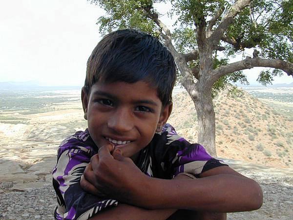 Pushkar kids