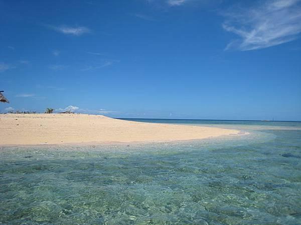 帆船島沙灘