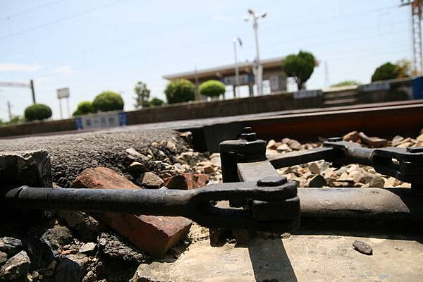 rails of Jhuifen Station