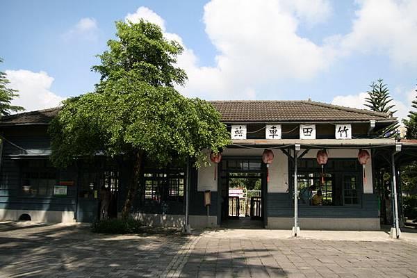 竹田車站 (Jhutian Station)