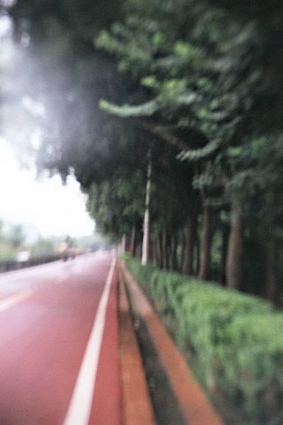 試拍 - 自行車道