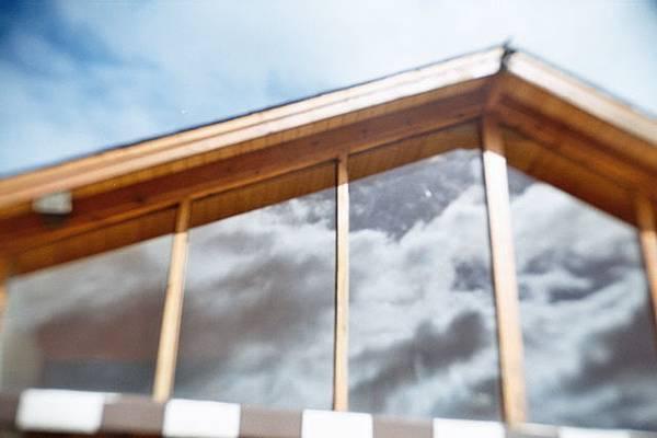 試拍 - 民宿屋頂