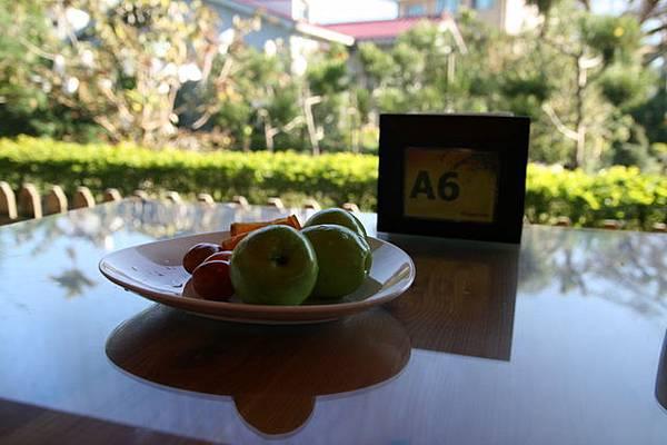 綠森活早餐水果